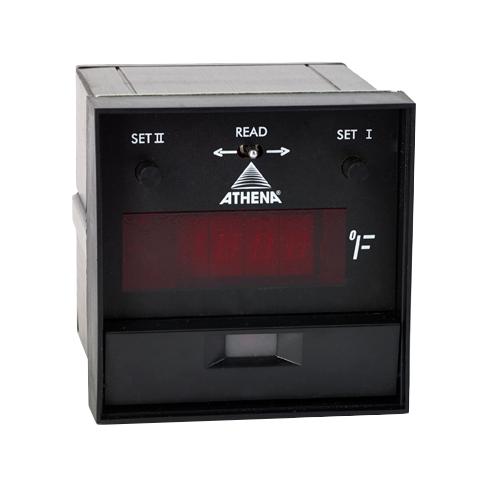 ATHENA CONTROLS 4000-T 0-500 TEMPERATURE CONTROLLER
